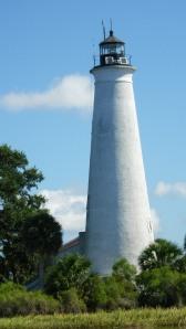 St. Marks Lighthouse Paddle Sep 2013 003
