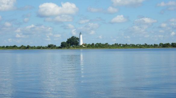 St. Marks Lighthouse Paddle Sep 2013 011