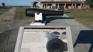 Converting a Cannon