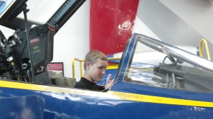 Blue Angel Aircraft